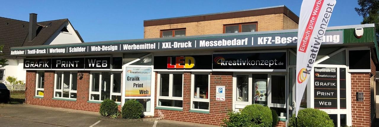 Kreativ Konzept – Ihre Werbeagentur in Seckenhausen